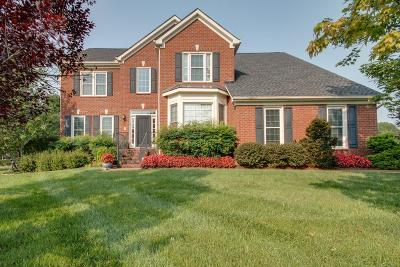 Franklin Single Family Home For Sale: 1036 Simmons Ln