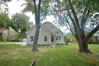 Clarksville Single Family Home For Sale: 1663 Valley Rd