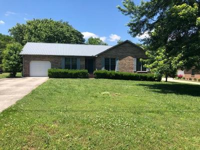 Franklin County Single Family Home Under Contract - Not Showing: 334 Timberlake Dr