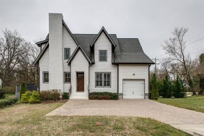 Green Hills Single Family Home For Sale: 970 Graybar Ln