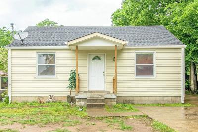 Madison Single Family Home For Sale: 721 Neelys Bend Rd