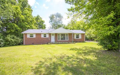 Clarksville Single Family Home Under Contract - Showing: 20 Fountainbleau Rd
