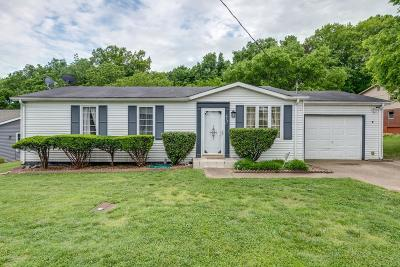 Madison Single Family Home For Sale: 252 Manzano Rd