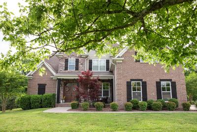 Franklin Single Family Home Under Contract - Not Showing: 4309 Gallant Ridge Dr