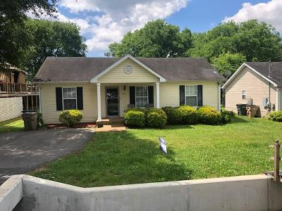 Madison Single Family Home For Sale: 216 Duling Ave