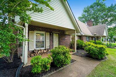 Murfreesboro Single Family Home Under Contract - Showing: 1724 Lexington Trce