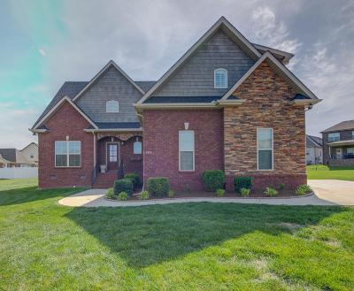 Murfreesboro Single Family Home For Sale: 5331 Cobalt Ct
