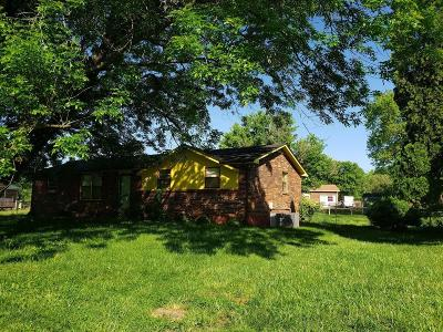 Clarksville Single Family Home For Sale: 215 Aster