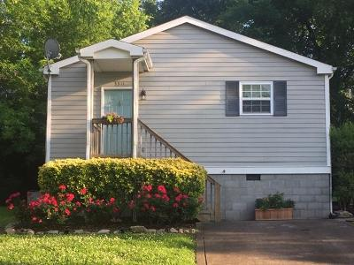 Nashville Single Family Home For Sale: 3311 Elkins Ave