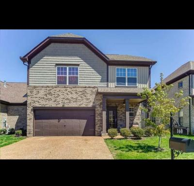 Sumner County Rental For Rent: 160 Annapolis Bend Circle