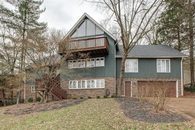 Davidson County Single Family Home Under Contract - Showing: 2513 Somerset Dr