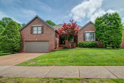 Franklin Single Family Home Under Contract - Not Showing: 2231 Winder Cir