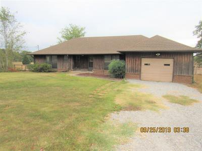 Mcewen Single Family Home For Sale: 4465 Erin Rd