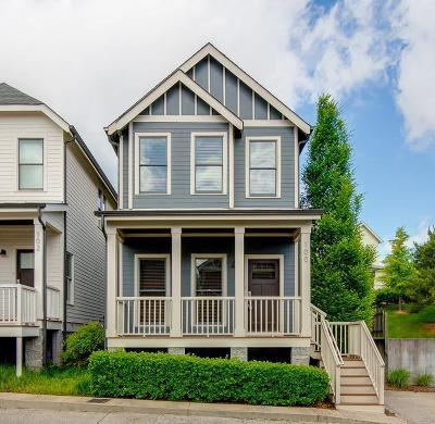 Nashville Single Family Home For Sale: 100 Gale Park Lane