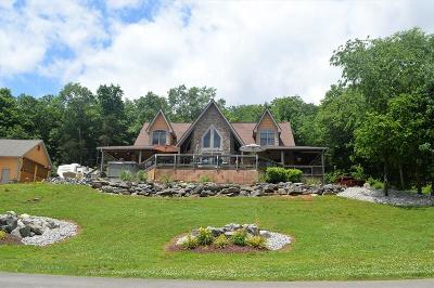 Franklin County Single Family Home For Sale: 341 Serenity Ln