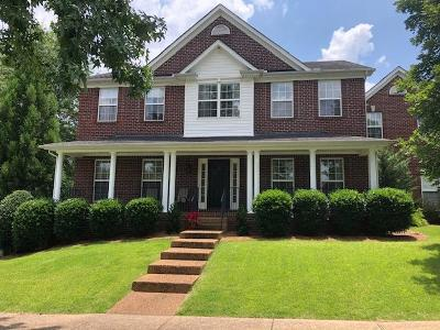 Franklin Single Family Home For Sale: 1211 Habersham Way