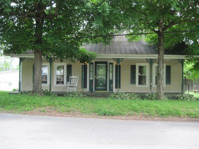 Cumberland Furnace Single Family Home For Sale: 819 Maple St
