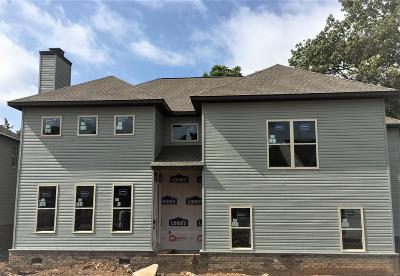 Madison Single Family Home For Sale: 1700 Comanche Run
