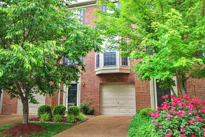 Williamson County Condo/Townhouse For Sale: 630 Huffine Manor Cir
