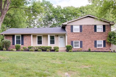 Hendersonville Single Family Home Under Contract - Showing: 104 Carol Dr
