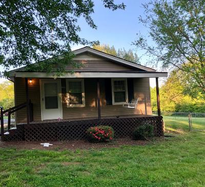 Lawrenceburg Single Family Home For Sale: 100 Kidd Rd