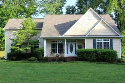 Maury County Single Family Home For Sale: 145 Carr Drive