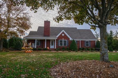 Shelbyville Single Family Home For Sale: 2318 Highway 41a South