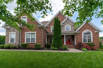Murfreesboro Single Family Home For Sale: 5426 Sherrington Rd