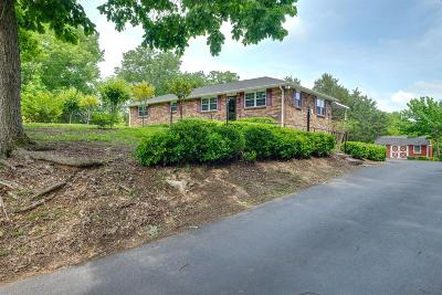 Hermitage Single Family Home For Sale: 5743 S New Hope Rd