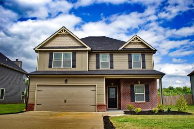 Clarksville Single Family Home For Sale: 2151 Bandera Dr