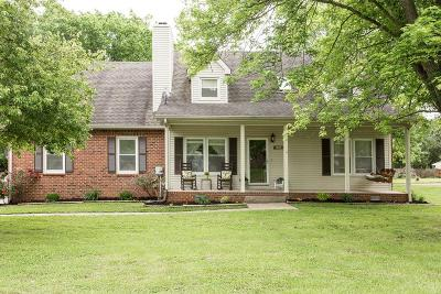 Mount Juliet Single Family Home For Sale: 1085 Kathryn Rd