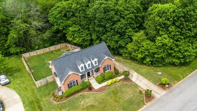Christian County, Ky, Todd County, Ky, Montgomery County Single Family Home For Sale: 1238 Kensington Ct