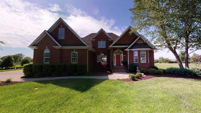 Shelbyville Single Family Home For Sale: 105 Mosby Ct