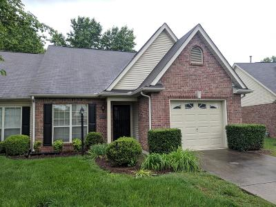 Murfreesboro Condo/Townhouse Under Contract - Showing: 2237 River Rock Ct