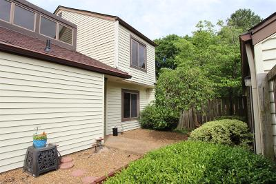 Old Hickory Condo/Townhouse For Sale: 4859 Quail Run