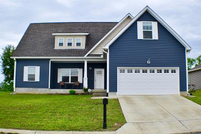 Shelbyville Single Family Home For Sale: 103 Rio Grande Road