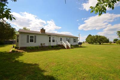 Lebanon Single Family Home Under Contract - Showing: 1280 McCreary Rd.