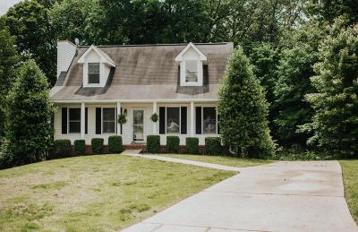 Clarksville Single Family Home For Sale: 2927 Sarah Beth Ct
