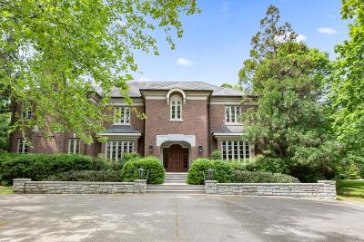Belle Meade Single Family Home For Sale: 311 Sunnyside Dr