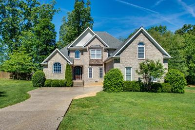 Williamson County Single Family Home For Sale: 7121 Donald Wilson Dr
