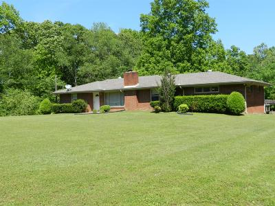 Williamson County Single Family Home For Sale: 7107 Fernvale Rd
