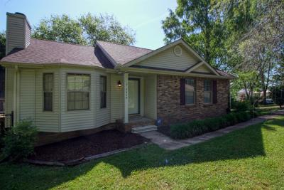 Clarksville Single Family Home Under Contract - Not Showing: 2649 Dotsonville Rd