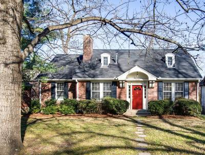 Nashville Single Family Home For Sale: 3624 Bellwood Ave