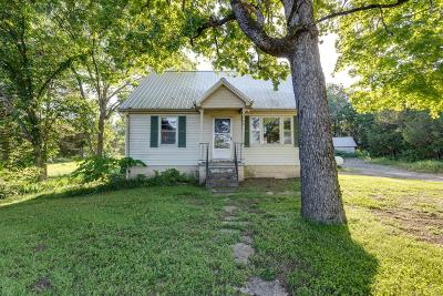Lewisburg Single Family Home Under Contract - Not Showing: 2286 Franklin Pike