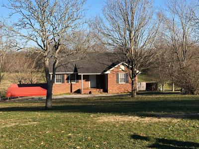 Thompsons Station  Rental Under Contract - Not Showing: 2620 Pratt Rd
