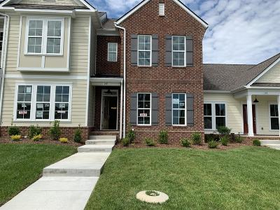 Spring Hill Rental For Rent: 149 Mary Ann Circle Lot 68