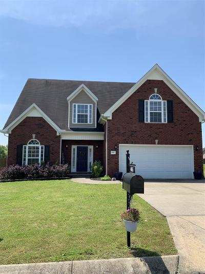 Spring Hill Single Family Home For Sale: 4045 Sequoia Trl