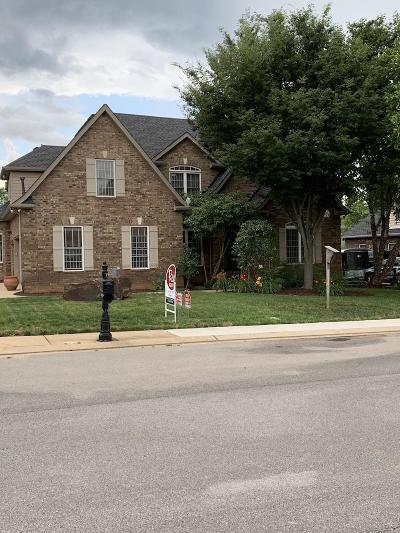 Murfreesboro Single Family Home For Sale: 3043 Twisted Oak Dr