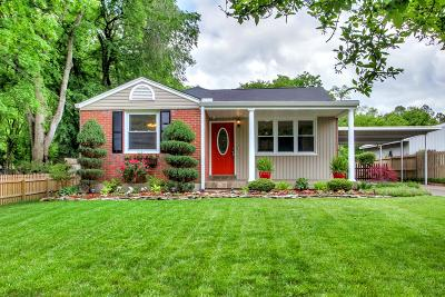 Franklin Single Family Home For Sale: 503 Harpeth Dr