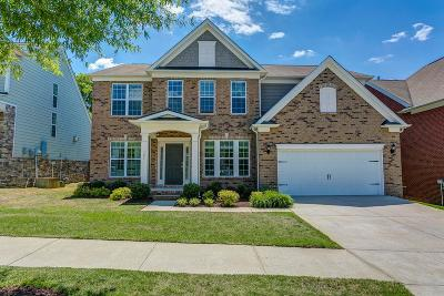 Franklin Single Family Home For Sale: 161 Creekstone Blvd